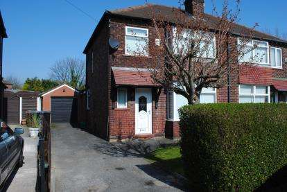 3 Bedrooms Semi Detached House for sale in Adswood Old Hall Road, Cheadle Hulme, Cheadle, Greater Manchester