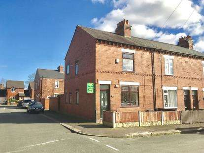 2 Bedrooms End Of Terrace House for sale in East Avenue, Leigh, Greater Manchester