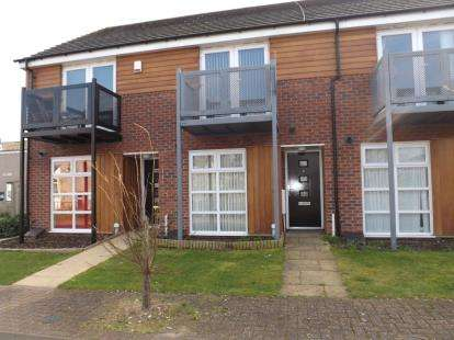 3 Bedrooms Terraced House for sale in Starling Grove, Smith Wood, Birmingham, West Midlands