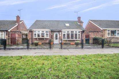 2 Bedrooms Bungalow for sale in Chesholme Road, Whitmore Park, Coventry
