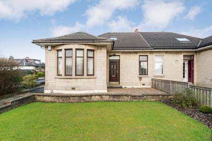 3 Bedrooms Semi Detached House for sale in Kingston Road, Bishopton, Renfrewshire
