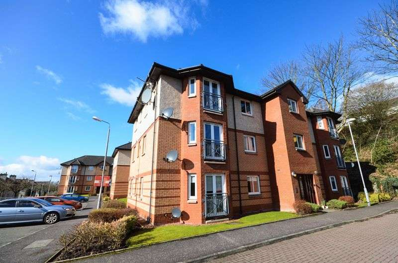 2 Bedrooms Flat for sale in William Wilson Court, Kilsyth
