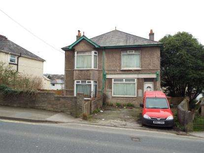 4 Bedrooms Detached House for sale in Plymouth, Devon