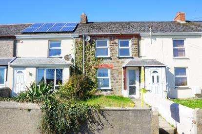 2 Bedrooms Terraced House for sale in St. Blazey Gate, Par, Cornwall