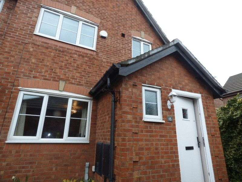 3 Bedrooms Terraced House for sale in Metcalf Close, Liverpool