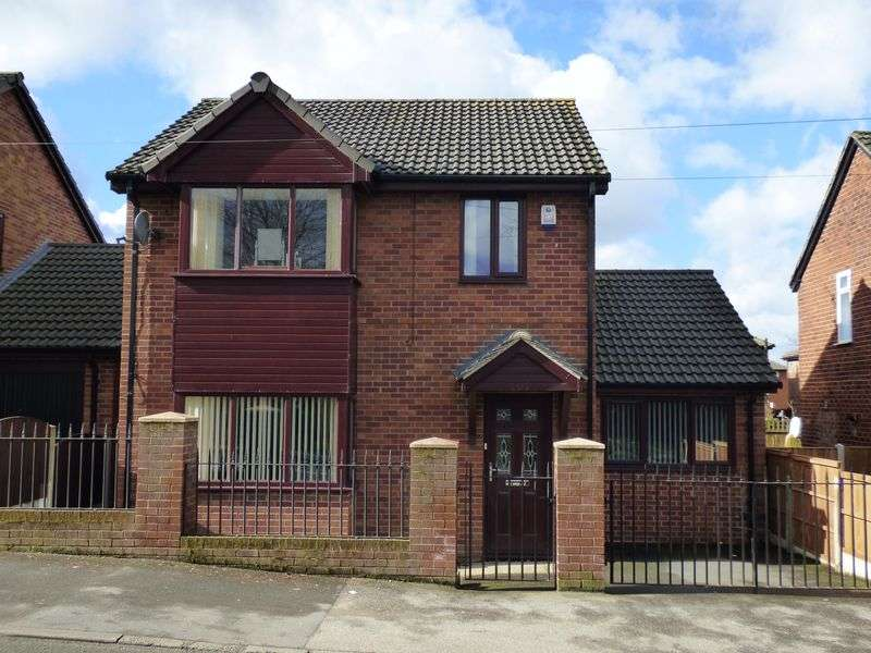3 Bedrooms Detached House for sale in Greenside Lane, Manchester