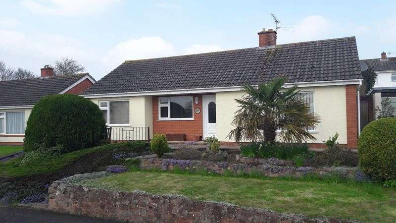 3 Bedrooms Detached Bungalow for sale in Mayfield Drive, Bridgwater