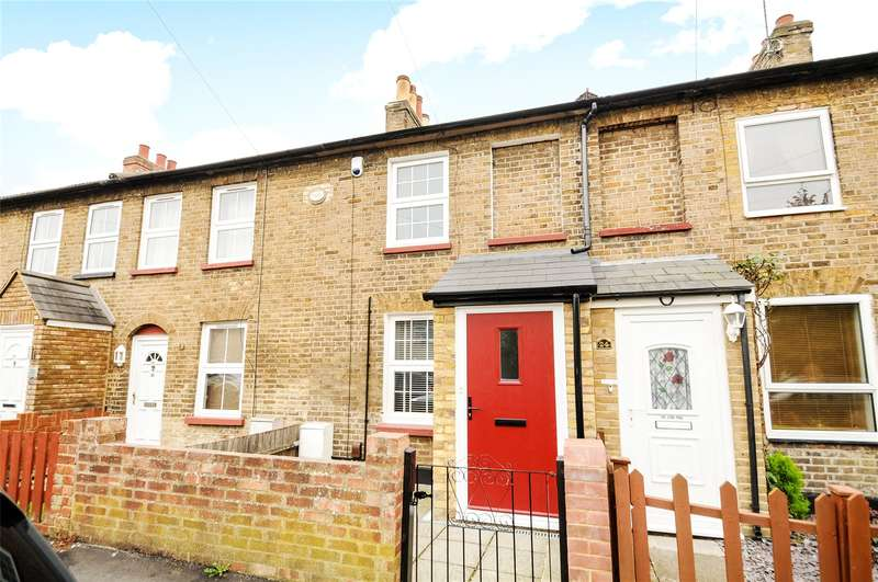 2 Bedrooms Terraced House for sale in Pole Hill Road, Uxbridge, Middlesex, UB10