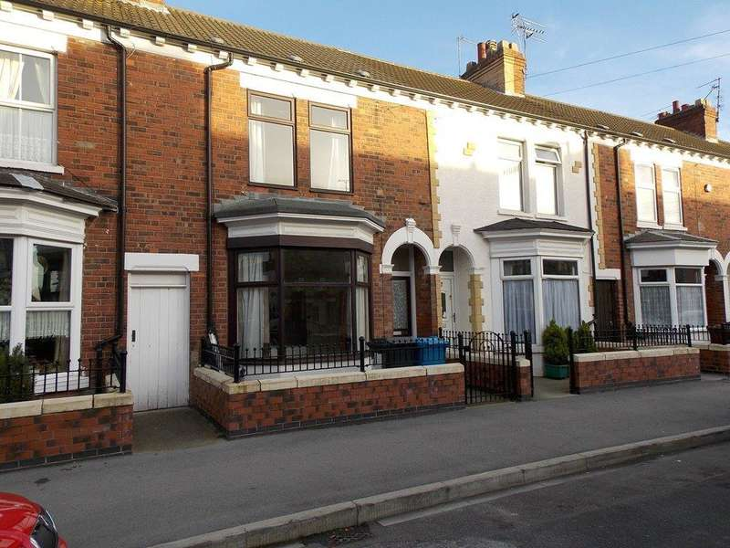 4 Bedrooms Terraced House for sale in De La Pole Avenue, Hull, HU3 6RQ