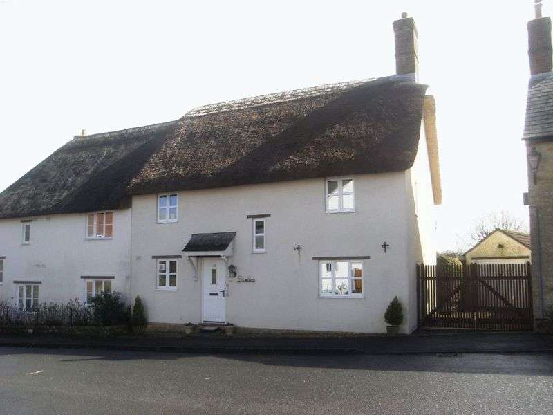 3 Bedrooms Semi Detached House for sale in Redlands Lane, Beaminster