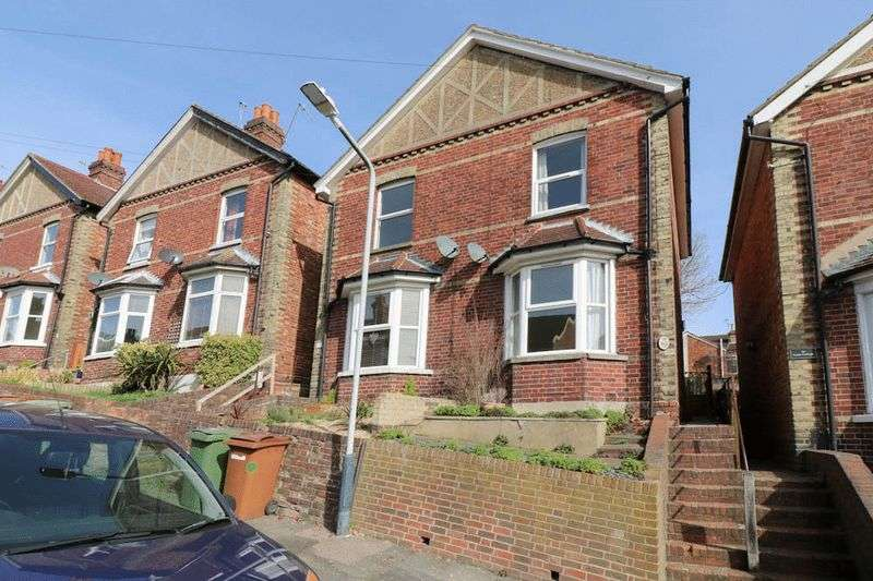 2 Bedrooms Semi Detached House for sale in Cambrian Road, Tunbridge Wells