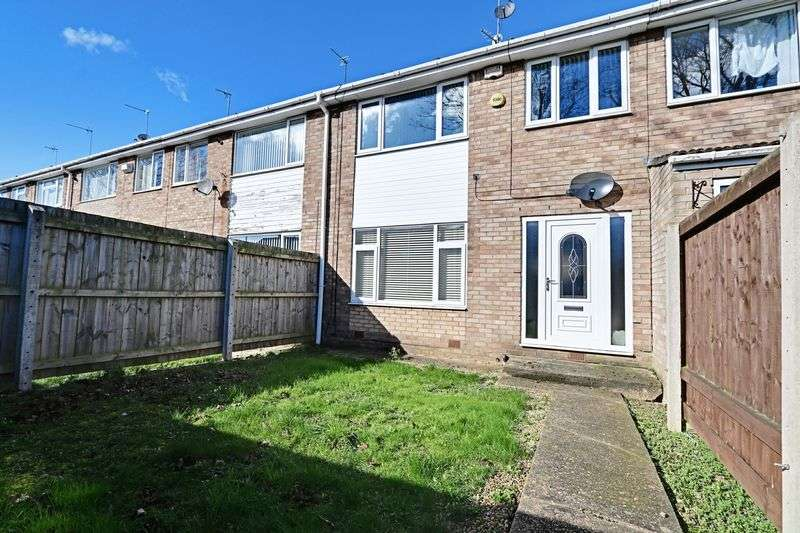 3 Bedrooms Terraced House for sale in Newtondale, Hull