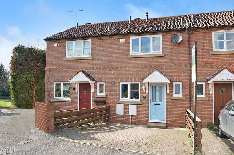 2 Bedrooms Terraced House for sale in 27 Low Way, Clifford