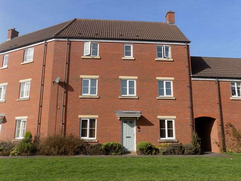 5 Bedrooms Semi Detached House for sale in White Eagle Road, Haydon End