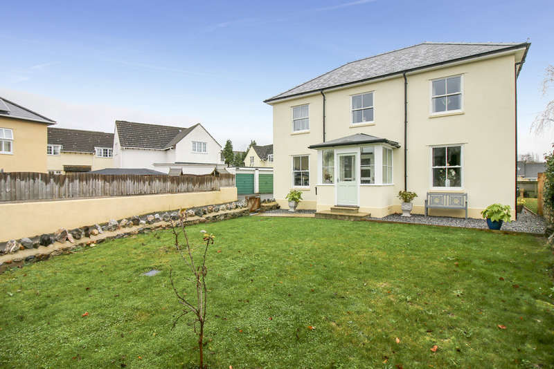 4 Bedrooms Detached House for sale in Little Orchard Farm, Chudleigh Knighton