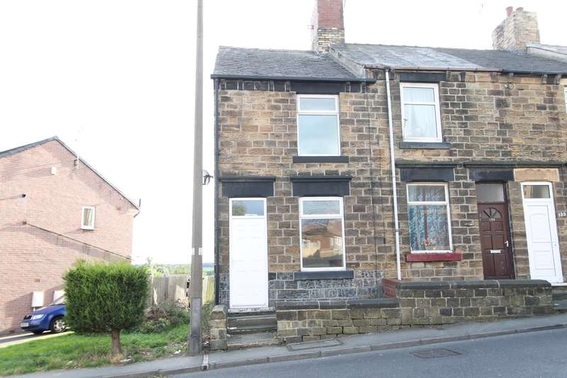2 Bedrooms End Of Terrace House for sale in King Street, Hoyland, Barnsley, S74 9LG
