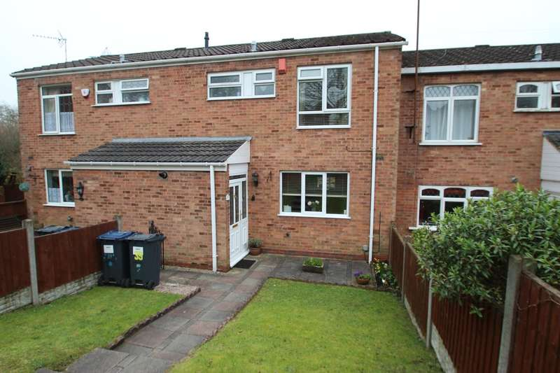 2 Bedrooms Town House for sale in Cadnam Close, Harborne