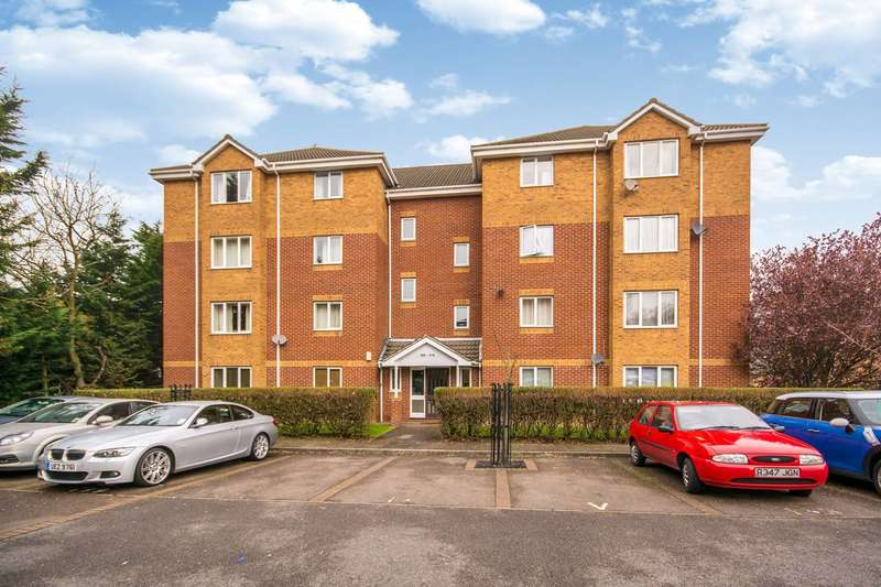 1 Bedroom Flat for sale in Franklin Way, Croydon, CR0