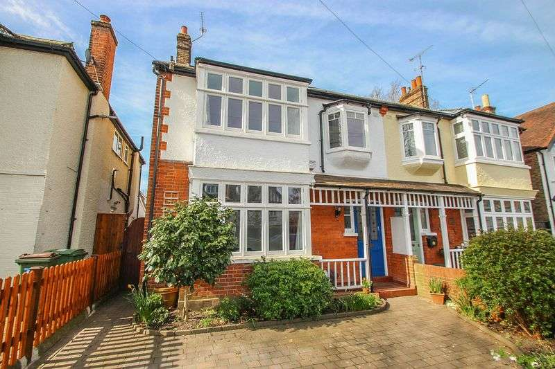 4 Bedrooms Semi Detached House for sale in Hare Lane, Claygate