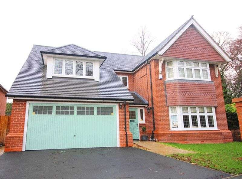 5 Bedrooms Detached House for sale in Heath Road, Calderstones, Liverpool, L19