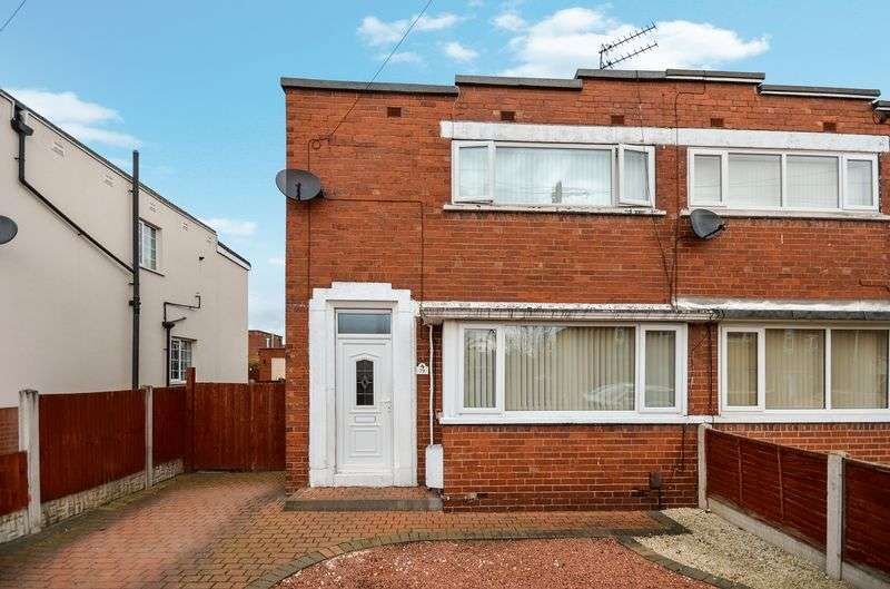 3 Bedrooms Semi Detached House for sale in 78 Norman Crescent, Doncaster, DN5 8RS
