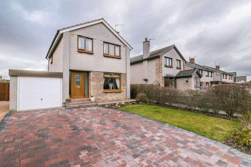 3 Bedrooms Detached House for sale in 14 Methven Terrace, Lasswade, Midlothian, EH18 1DE