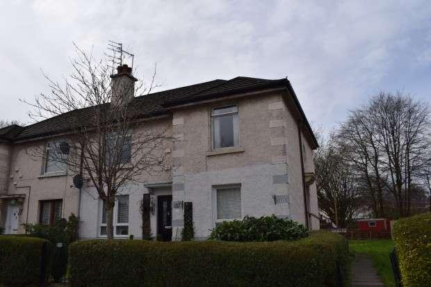 2 Bedrooms Flat for sale in Jura Street, Craigton, G52
