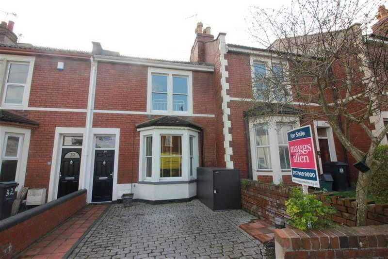 3 Bedrooms Terraced House for sale in Thornleigh Road, Horfield, Bristol
