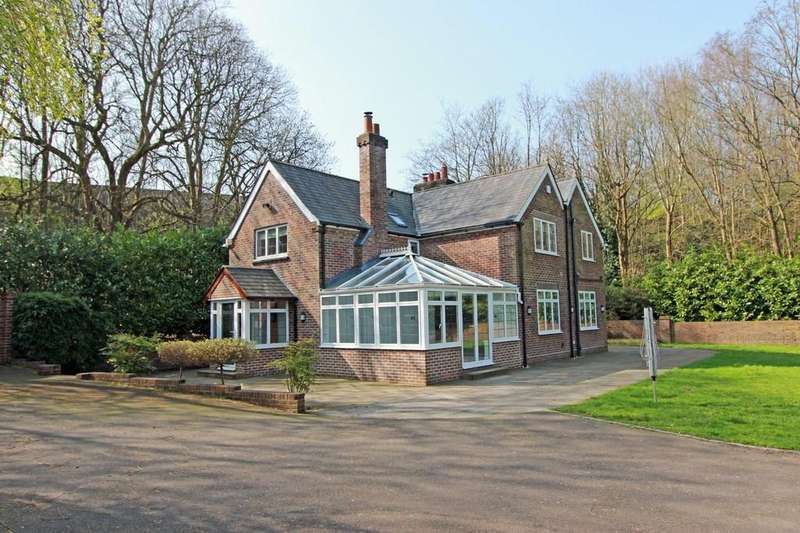 3 Bedrooms Detached House for sale in Tilley Lane, Headley