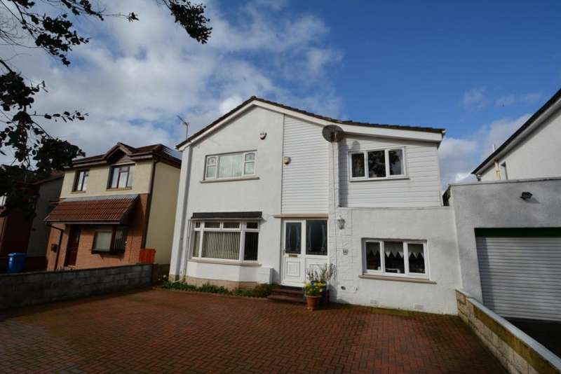4 Bedrooms Link Detached House for sale in 19 Douglas Street, Largs, KA30 8PT