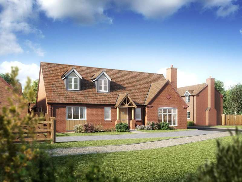 4 Bedrooms Detached House for sale in Ashwood, Hockley Heath, B94 6RB