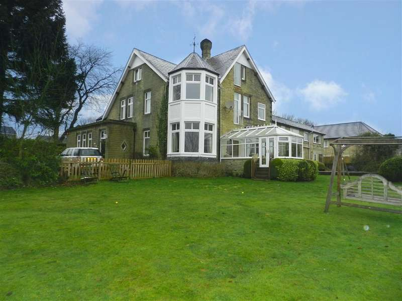 6 Bedrooms Detached House for sale in Holmfirth Road, New Mill, Holmfirth, HD9