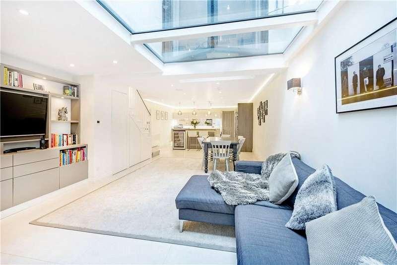 4 Bedrooms Terraced House for sale in Billing Road, Chelsea, London, SW10