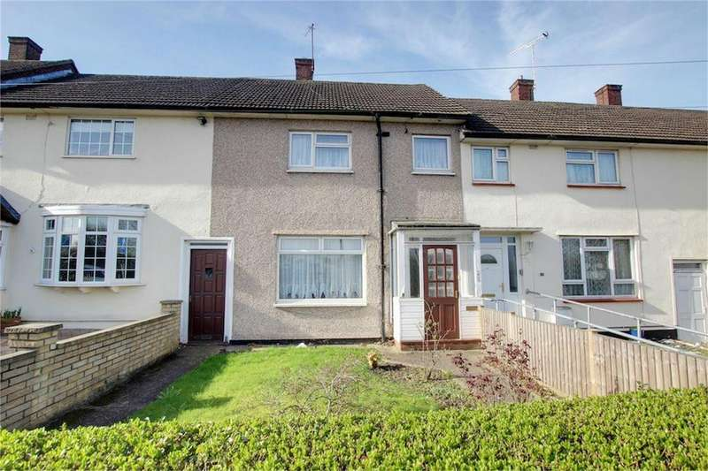 3 Bedrooms Terraced House for sale in Willingale Road, Loughton, Essex