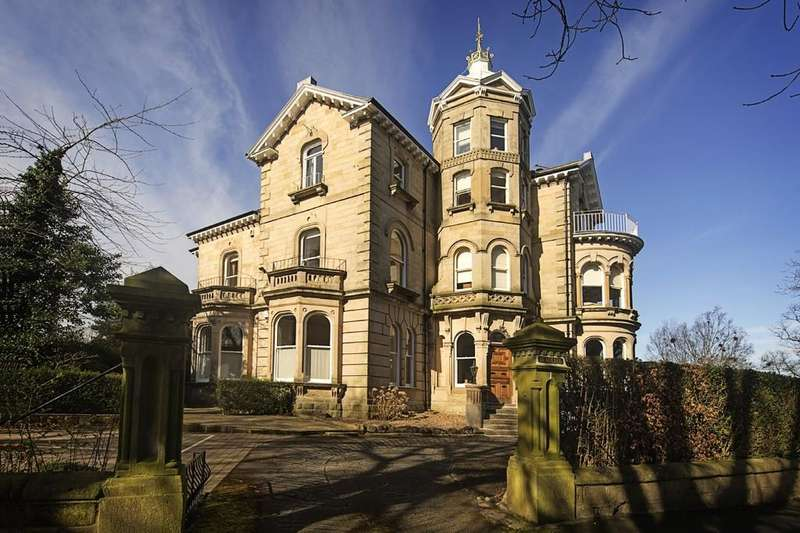 3 Bedrooms Ground Flat for sale in Park Road, Harrogate