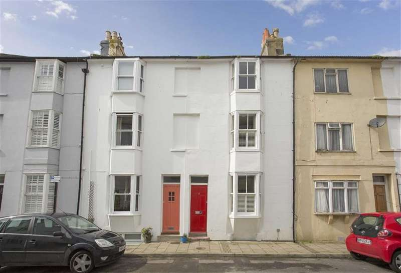 4 Bedrooms Terraced House for sale in Over Street, Brighton