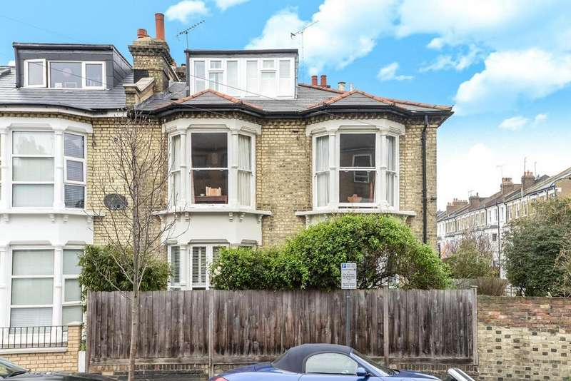 4 Bedrooms Terraced House for sale in Thornfield Road, Shepherds Bush, W12