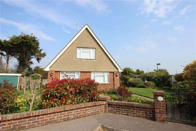 2 Bedrooms Chalet House for sale in Nursery Close, East Preston, West Sussex, BN16 1QD