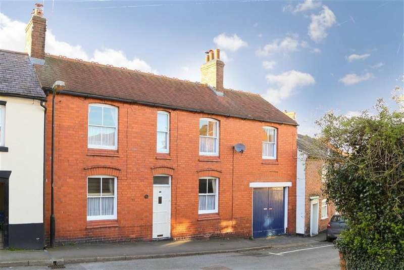 3 Bedrooms Terraced House for sale in Bark Hill, Whitchurch, SY13