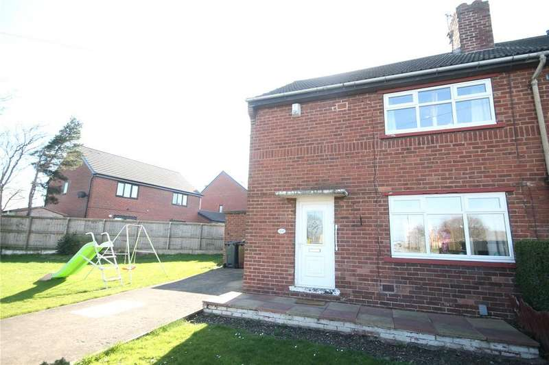 2 Bedrooms Semi Detached House for sale in Wakefield Road, Barnsley, South Yorkshire, S71