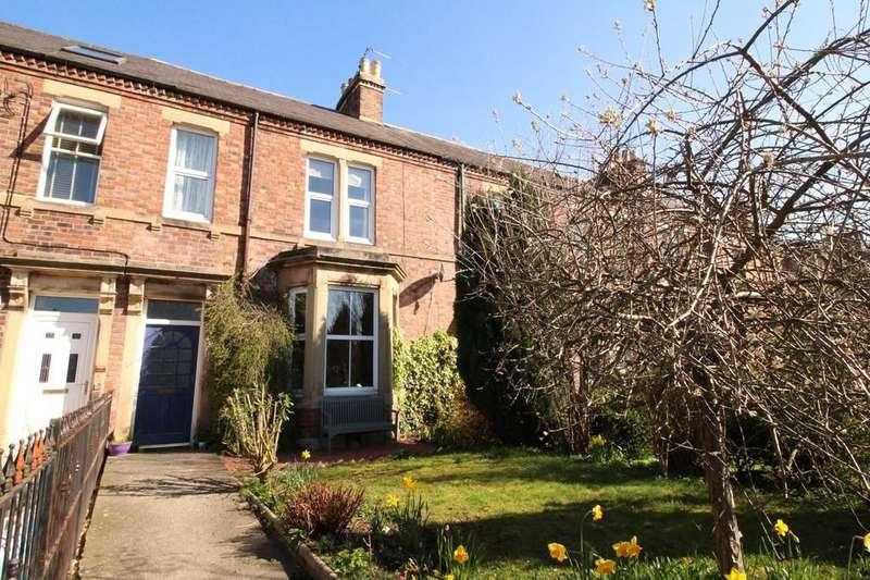 3 Bedrooms Terraced House for sale in Millfield Terrace, Hexham