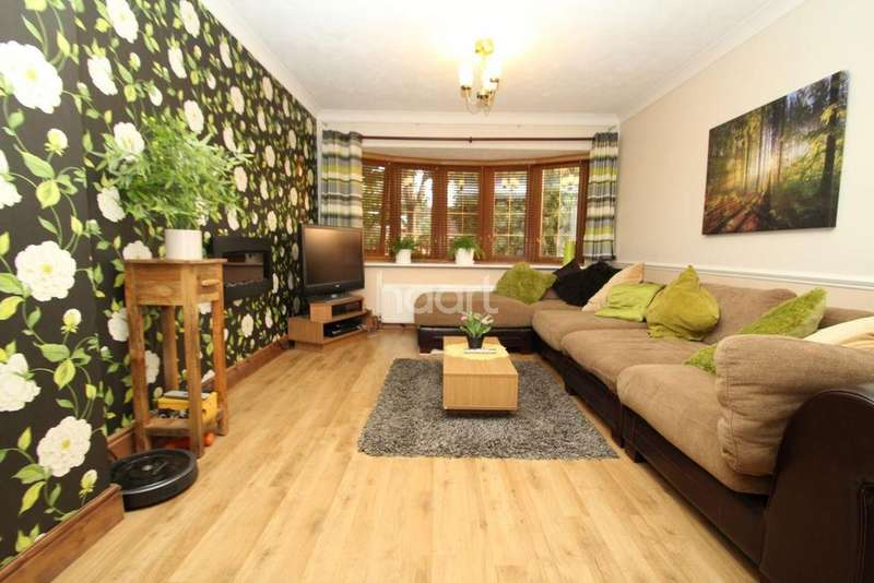 4 Bedrooms Semi Detached House for sale in Cypress Close, Clacton-on-Sea.