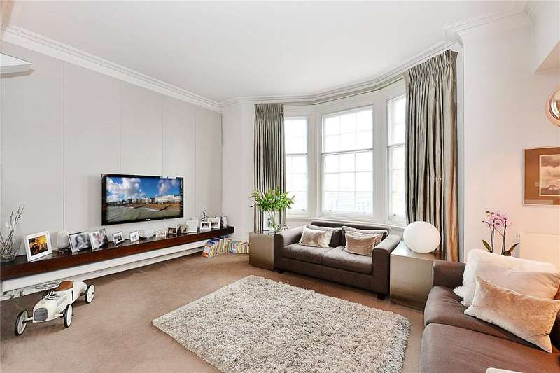 2 Bedrooms Flat for sale in Warwick Mansions, Cromwell Crescent, London