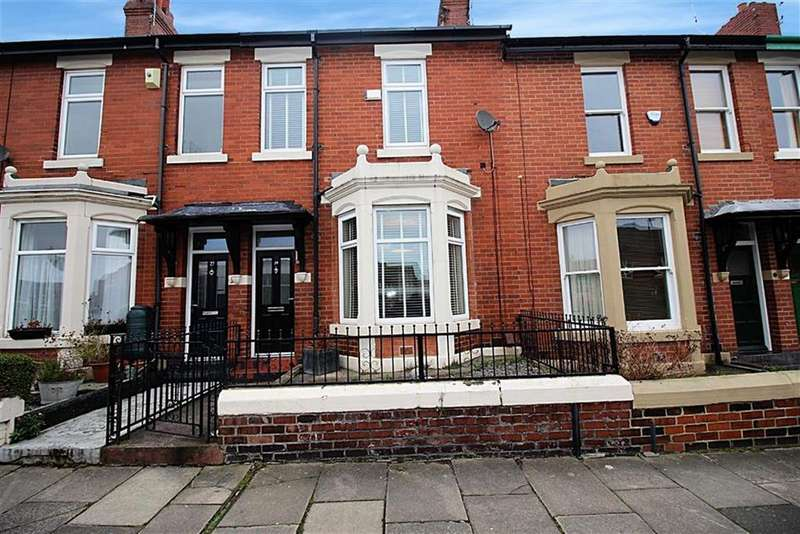 2 Bedrooms Terraced House for sale in Sackville Road, Newcastle Upon Tyne, NE6