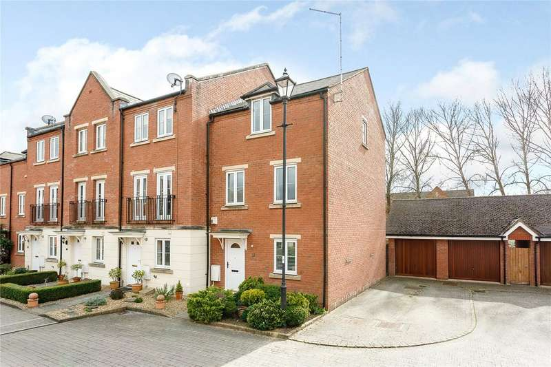 3 Bedrooms House for sale in Curie Mews, Exeter