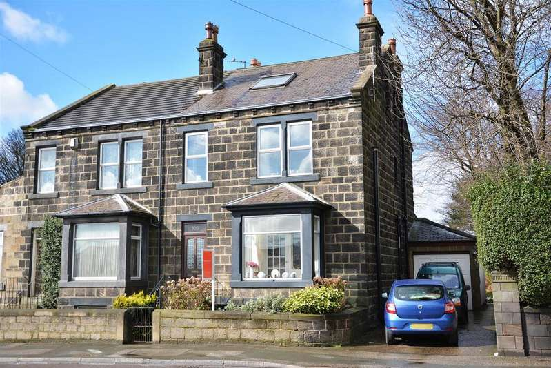 5 Bedrooms Semi Detached House for sale in Harrogate Road, Yeadon, Leeds