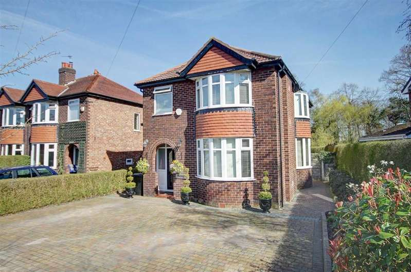 4 Bedrooms Detached House for sale in Priory Road, Bowdon, Cheshire