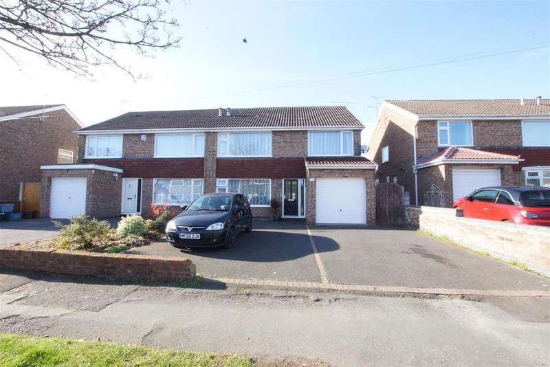 4 Bedrooms Semi Detached House for sale in Summertrees Road, Great Sutton, Ellesmere Port