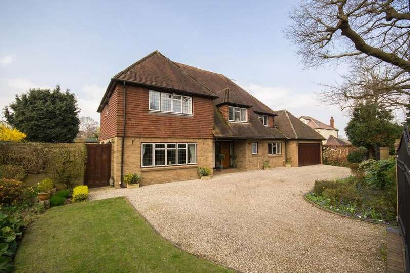7 Bedrooms Detached House for sale in Greenway, Hutton Mount, Hutton, CM13