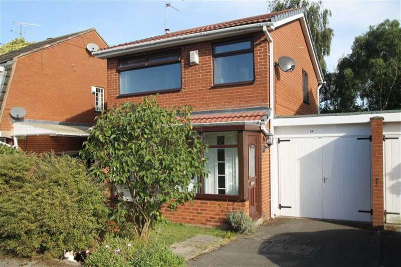 3 Bedrooms Link Detached House for sale in Church Hall Close, Blacon